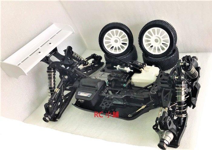 ** RC 小舖**現貨(組裝完成) NRB3-PRO 1/8 引擎越野車高級版 (空車台)