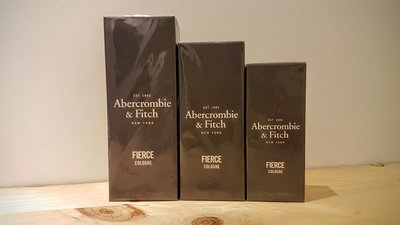 【Abercrombie & Fitch】Fierce Cologne A&F 香水