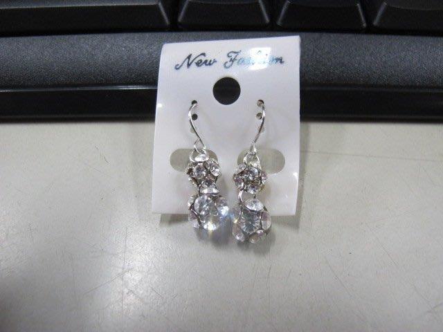 二手舖 NO.4507 時尚造型耳環 耳針 耳鉤 便宜賣 首飾飾品