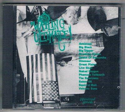 [鑫隆音樂]西洋CD-The Wailing Ultimate The Homestead Records/全新/免競標
