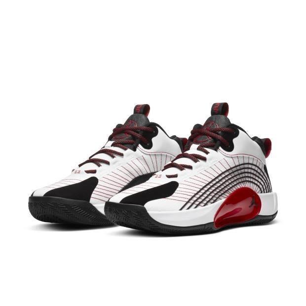 [飛董] NIKE JORDAN JUMPMAN 2021 PF XDR 籃球鞋 男鞋 CQ4229 100 白黑紅