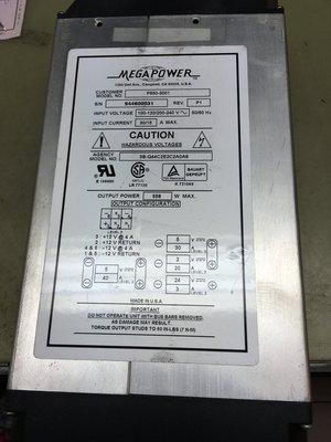 美製 MEGAPOWER 多輸出電源供應器