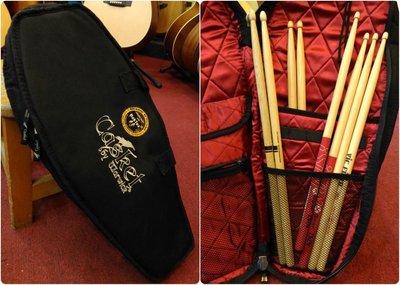 ♪♪學友樂器音響♪♪ WARWICK RockBag WCK22695 BR Casket 棺材造型鼓棒袋
