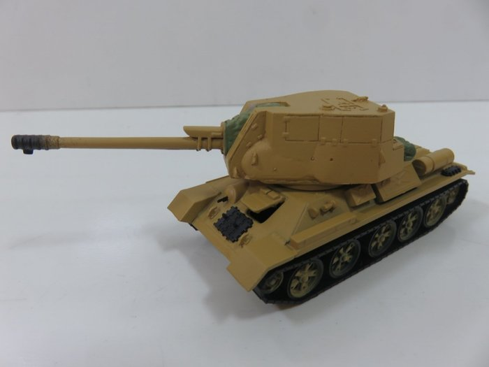 宗鑫貿易 Herpa H746564 Panzer (T34) 豹式自走砲車