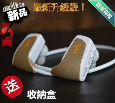 恆通 頭戴式 mp3跑步mp3播放器 2G 索尼w262同款 迷妳隨身聽頭戴式無線入耳機一體機  4G、8G