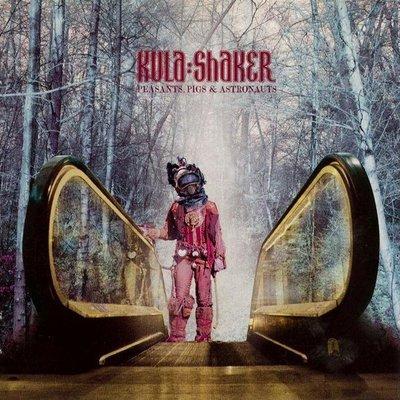 ##90 全新進口CD   Kula Shaker / Peasants, Pigs & Astronauts
