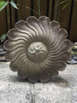 【一(藝)窩】清代 石座~青斗石