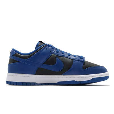 Nike Dunk Low Retro 黑 藍 Hyper Cobalt 休閒鞋 男鞋 DD1391-001斷碼