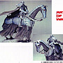 ART OF WAR 烙印勇士 Berserk 骷髏騎士 騎乘 Knight of skeleton riding .