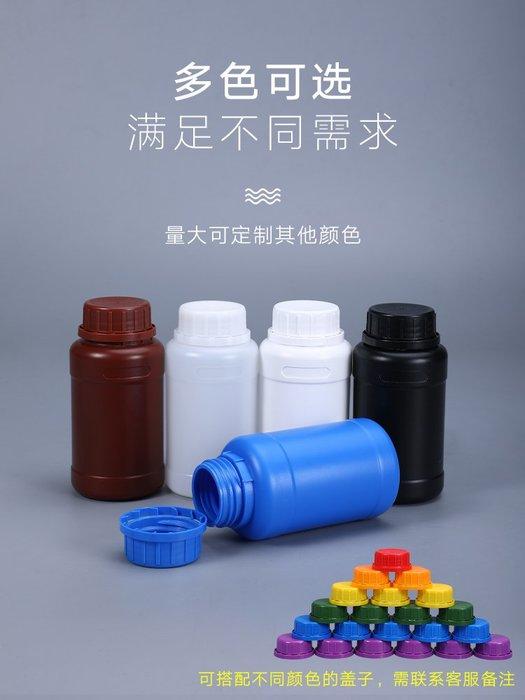 衣萊時尚-塑料瓶試劑瓶酒精消毒液分裝瓶瓶分裝包裝250ml毫升加厚食品級(型號不同價格不同)