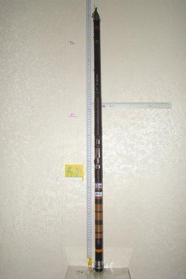 采潔 日本二手外匯釣具OLYMPIC 4-630 グ21尺《磯釣遠投竿》二手釣具 二手釣竿 中古 二手 捲線器H52