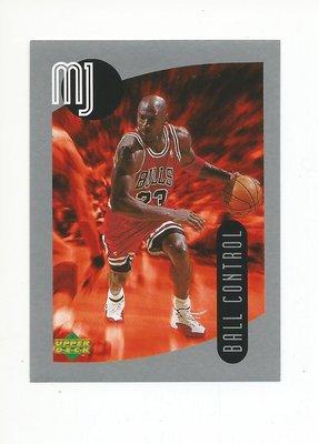 1998 UpperDeck  M.Jordan 小貼紙卡系列(29)