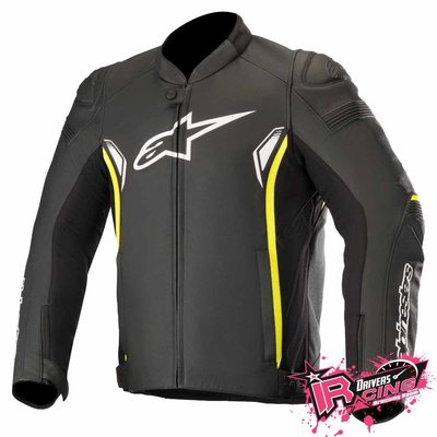 ♚賽車手的試衣間♚ Alpinestars® SP-1 V2 Jacket B/Y 皮衣 防摔衣