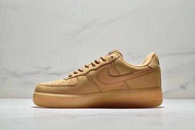 Nike Air force 1 lv8 ltr 空军一號 小麥货号:888853-200