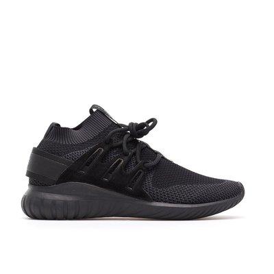 [ 全新正品 ] ADIDAS ORIGINAL TUBULAR NOVA 全黑襪套運動鞋