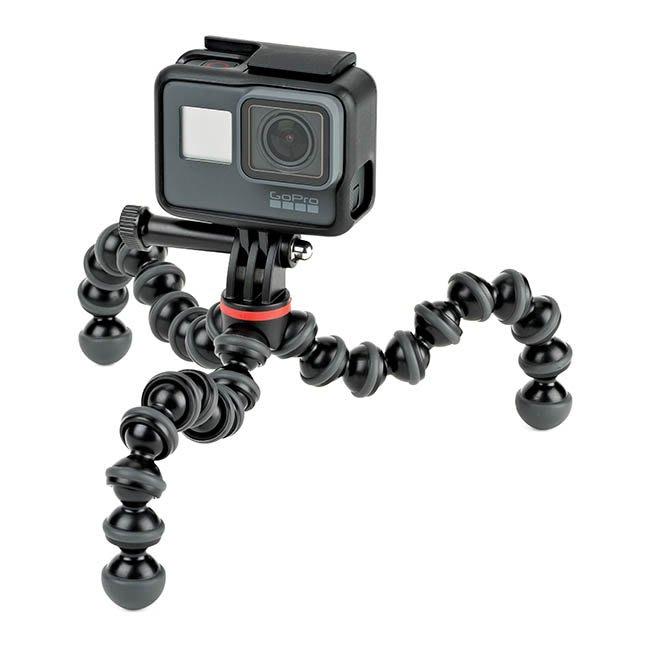 JOBY 金剛爪運動500 支架 雲台 章魚腳 適用Gopro 小型360相機 台南PQS