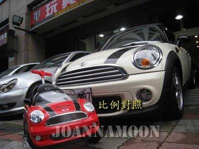 【宗剛迷你跑車零售/批發】超Q正版mini cooper 學步車(無動力)/49CC/小GP.可試乘