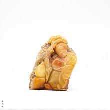 【聽竹軒】壽山芙蓉石雕件(售出)