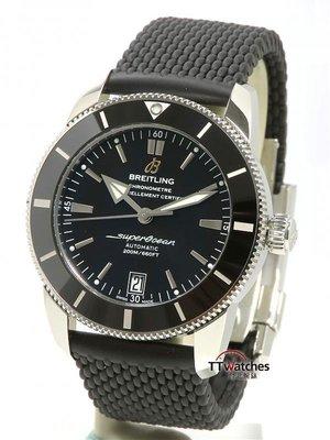 台北腕錶 Breitling 百年靈 Superocean Heritage II 超級海洋 原廠保固中  186758