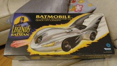 Legends of Batman Batmobile with Missile Detonator