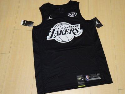 起亞KIA NBA ASG KOBE BRYANT JORDAN飛人牌SW球迷版全明星賽#24球衣 928873-022