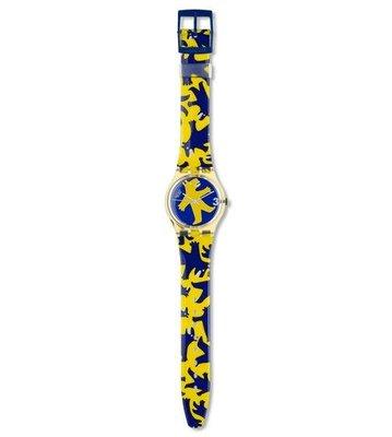 Swatch  BESTIONE設計品牌錶 限量錶 1993 (GJ112)