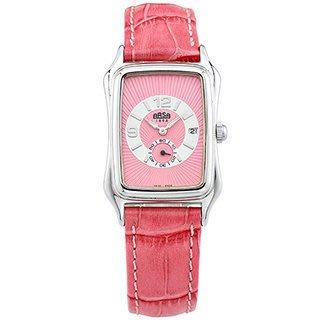 二手舖~ NO.210【ARSA】知性典雅古董機蕊腕錶(粉紅-28mm) ARSA 降價出清
