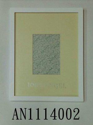 """三三相框小舖-11X14""""(多款黃.粉.藍)牆掛白色/黑色木質相框-(AN1114001-3)"""