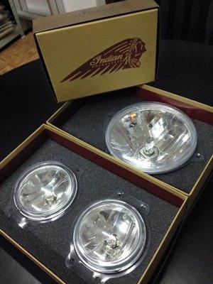 INDIAN CHIEFTAIN 印地安 原廠 9成新 霧燈 ROADMASTER 可用
