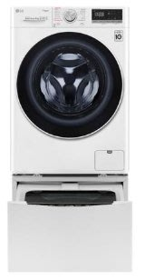 LG樂金10.5公斤+2公斤TWINWash雙能洗 滾筒洗衣機*WD-S105VDW+WT-D200HW*【可來電議價】