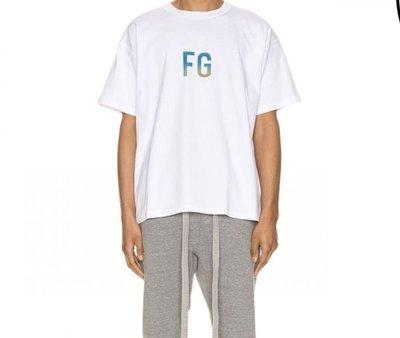 Fear Of God FOG X Union Los 19SS Colorful 3M 反光 短袖 Tee