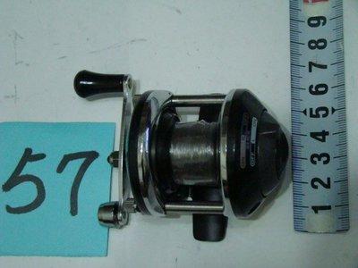 采潔 釣具  DAIWA  ST 10RL 型   小烏龜  路亞,鐵板 二手釣具 二手釣竿 二手捲線器 Y57
