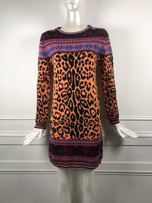 [我是寶琪] SISTER BY SIBLING 豹紋洋裝