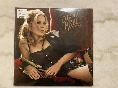 (全新未拆封)戴安娜克瑞兒 Diana Krall - Glad Rag Doll 美麗情挑 雙碟裝黑膠LP