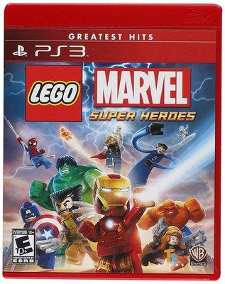 【二手遊戲】PS3 樂高漫威驚奇超級英雄 Lego Marvel鋼鐵人 英文版 美版【台中恐龍電玩】