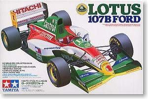 GK代工  TAMIYA  1/20 LOTUS 107B FORD