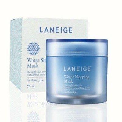 LANEIGE 蘭芝 睡美人香氛水凝膜 淨亮保濕升級版 70ml保證正品