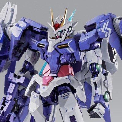 BANDAI正版 魂商店限定 METAL BUILD OOR 00-RAISER BLUE 魂動藍會場設計師配色限定版