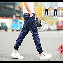 絕佳版型日系修身束口褲 口袋黑標 縮口褲 (緊身褲 棉褲球褲  牛仔褲  生日禮物 單寧 棉褲【M01】
