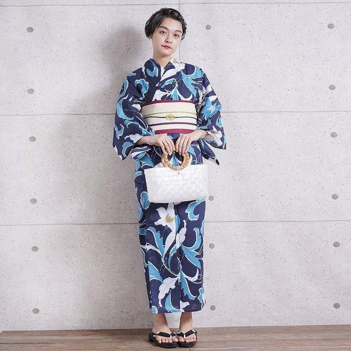 01日本全棉和服浴衣