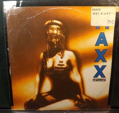 黑膠唱片 MAXX-Get-a-way~10JD17~