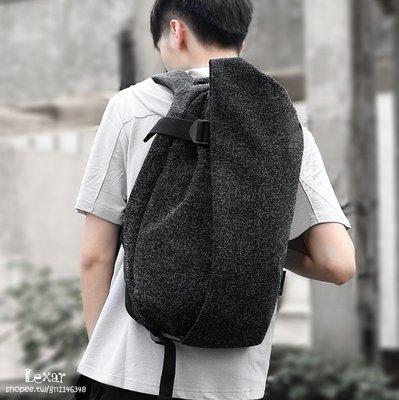 男士雙肩包青年背包多功能防盜電腦包休閒...