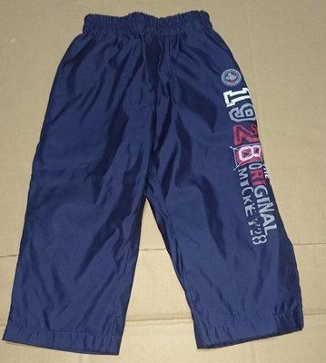全新奇哥米奇Mickey冠軍杯褲子, 長褲,尺寸2A,本件適穿2歲, 賣場優惠嬰幼兒服飾購5件9折, 10件以上再享免運