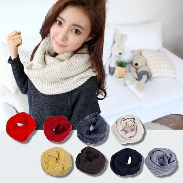圍巾 脖圍 秋冬加厚款 仿羊毛超保暖 韓國流行款 可搭 外套 短靴 毛衣 針織 包包【FA002】