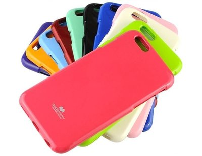 【MOACC】韓國MERCURY 正品 iPhone Xs Max (6.5吋) 珠光亮粉保護套 TPU手機套 軟殼