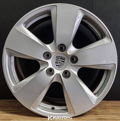 國豐動力 Porsche Cayenne 955 958 957 18吋原廠鋁圈含蓋 單價 5x130 ET53 8J 台北市