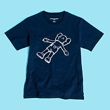 Kaws : Holiday T shirts Navy (L)