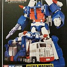 全新 行版 Transformers 變形金剛 MP-22 Ultra Magnus 馬格斯