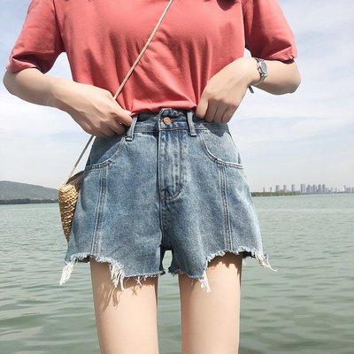Freedom.~夏季社會女櫻田川島怪味少女嘻哈楓葉褲子顯瘦女潮寬松闊腿高腰