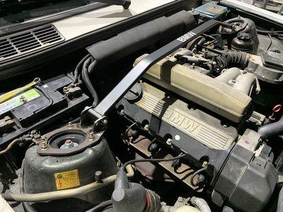 BMW E30 引擎室拉桿